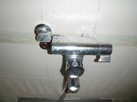 浴室用水栓金具の取替え 神戸市灘区 N様邸