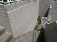 汚水配管ルート変更工事 神戸市北区