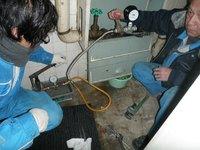 漏水調査 神戸市中央区