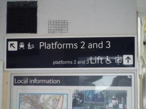 ドーバー駅1