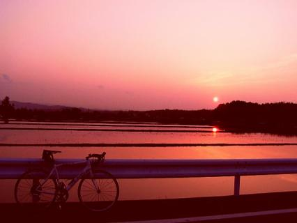 sunsetride