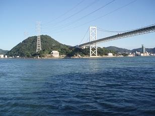 九州見えるよ