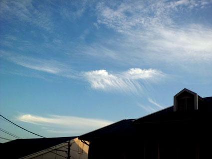 くらげ雲2