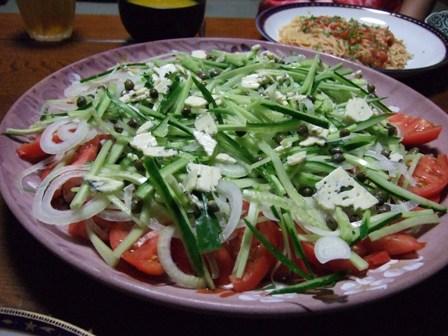 皿鉢風海鮮サラダ