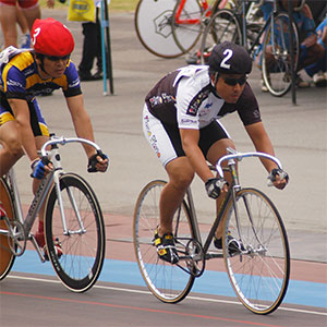 CSCトラック自転車競技大会3