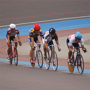 CSCトラック自転車競技大会1