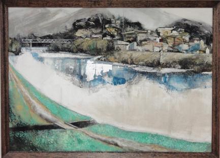 土橋藍「風景」