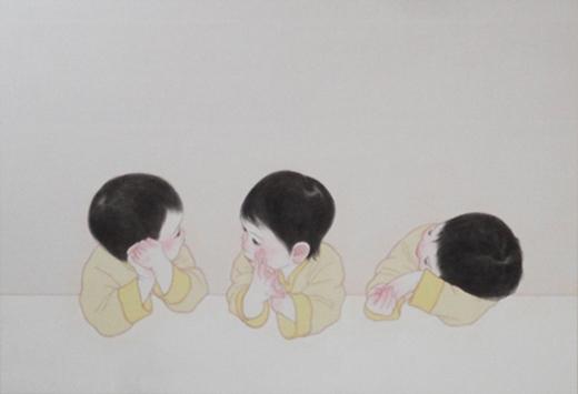 竹林柚宇子「午後三時」