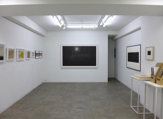 岩崎咲子・本岡千尋 二人展 会場風景