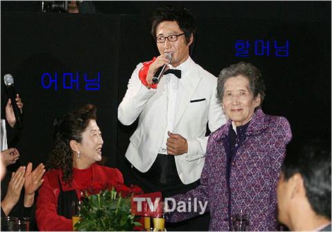 お母様とお祖母様