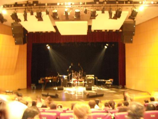Shinyang ssiのステージ