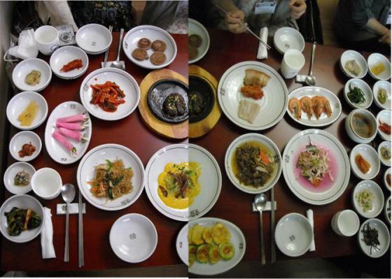 韓定食12