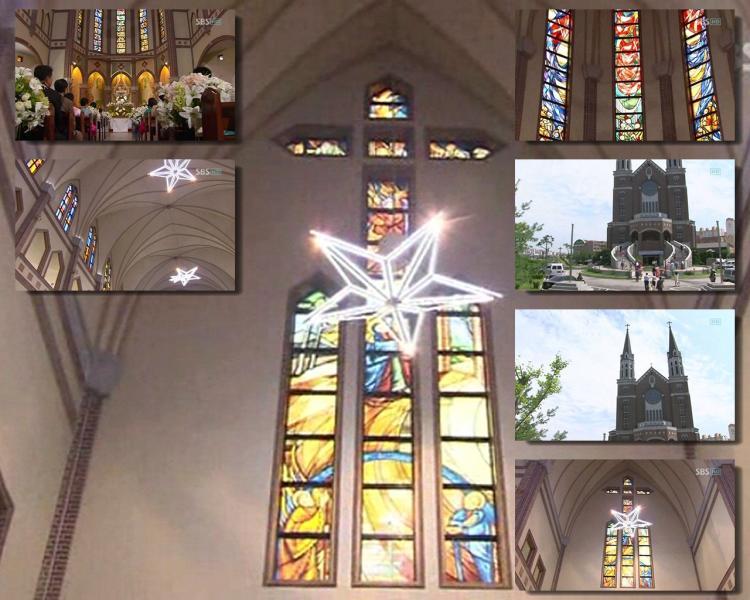 銭の戦争 教会