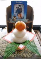 shinyang ssiと鏡餅