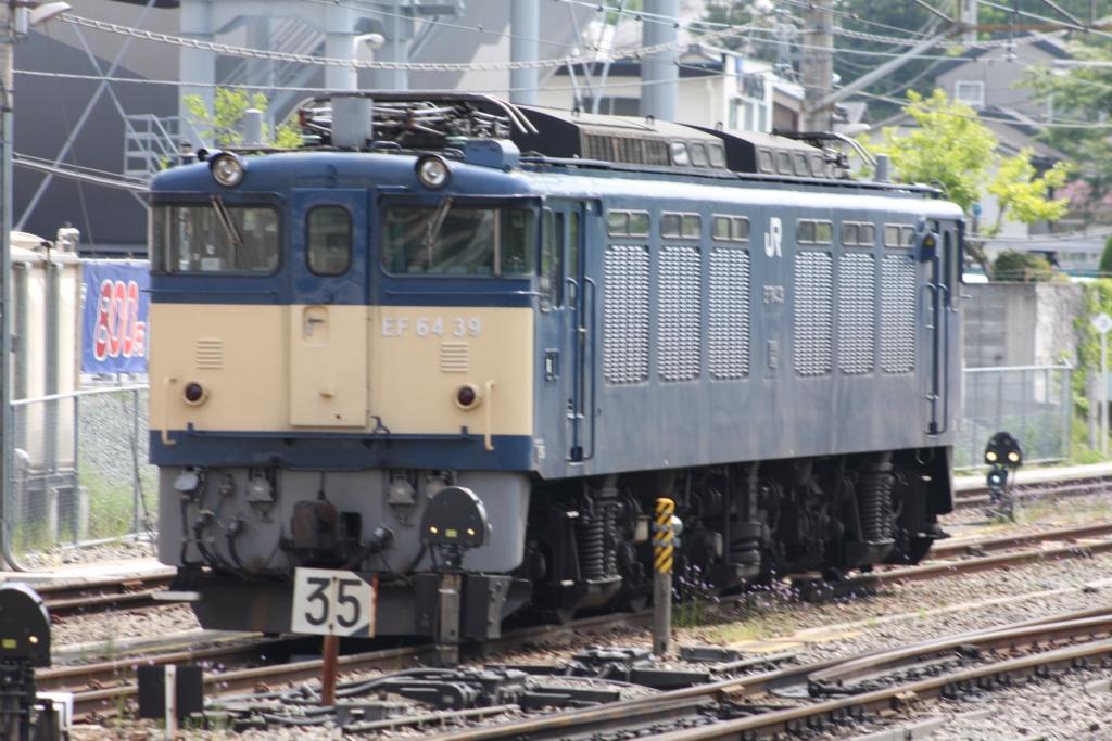 EF64-39@甲府