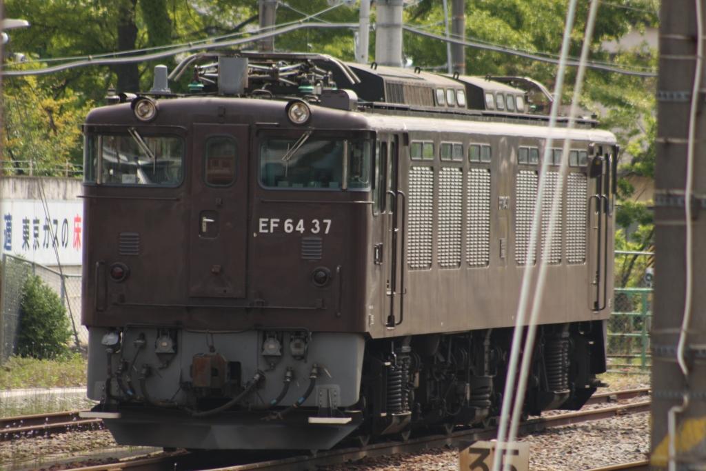 EF64-37@甲府