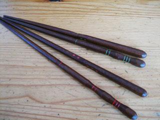 練習用の箸