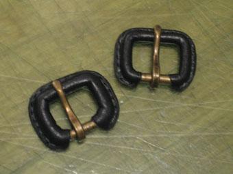 美錠の巻き革
