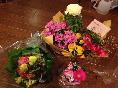 南森町お花