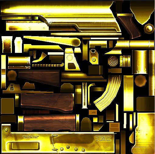 AK GOLD