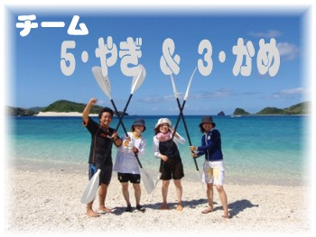 PA081839.mixチーム 5やぎ&3かめ