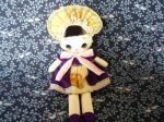 33cm文化人形