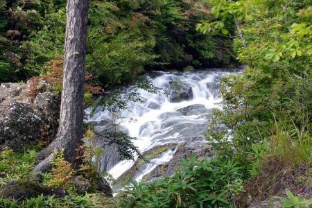 竜頭の滝 3