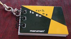 スケッチブック購入