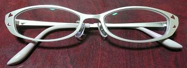 5つ目のメガネ♪