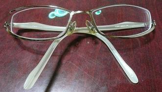 4つ目のメガネ♪