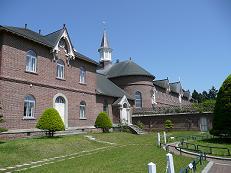 トラピスチヌ修道院にて3