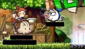 ライチと青豚