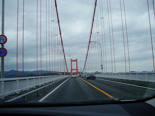 平戸大橋①