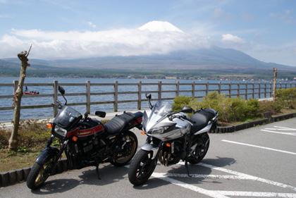 山中湖100516