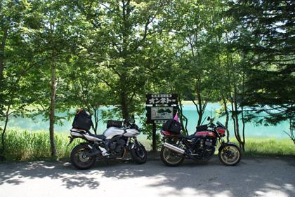 オンネトー湖-2