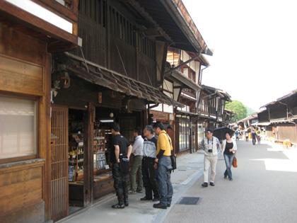 奈良井宿100529
