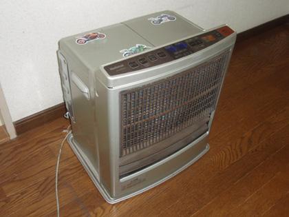 温風ヒーター110129