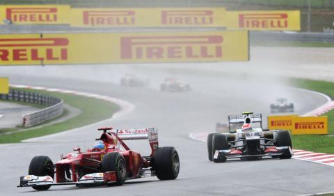 F1 2012 マレーシアGP