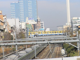 mejirobashi