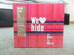 We Love hide