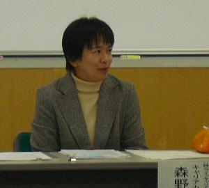 平成22年12月4日講座森野先生
