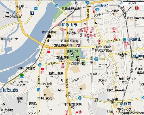 懐かしの映画館map+№