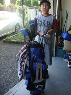 taiga golf