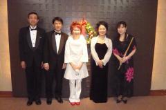 足立典子ちゃんコンサート2008.12.25