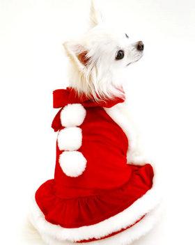 クリスマスワンピース