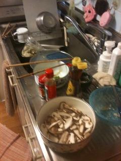 ふつうのお台所でつくります