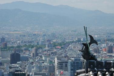 松山城からの眺め6