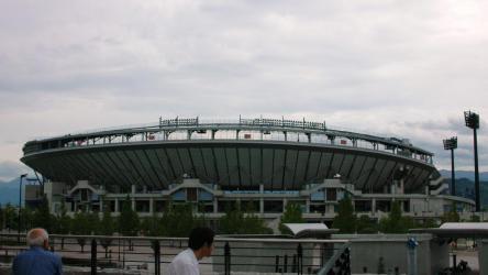 坊っちゃんスタジアム
