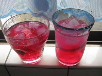 紫蘇ジュース5