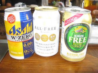 ノンアルコールビール1